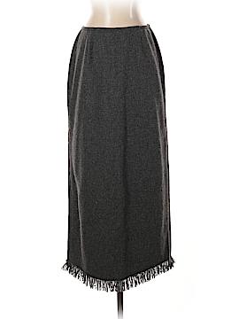 Sigrid Olsen Sport Wool Skirt Size 4