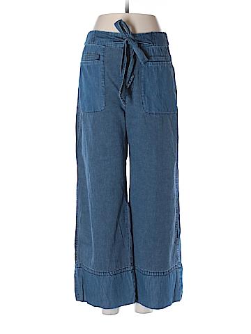 J. Crew Linen Pants Size 6