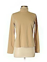 Talbots Women Long Sleeve Turtleneck Size M