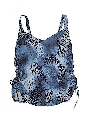 Croft & Barrow Swimsuit Top Size 26W (Plus)
