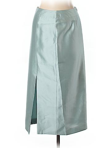 Talbots Silk Skirt Size 10 (Petite)