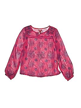 Arizona Jean Company Long Sleeve Blouse Size 10 - 12