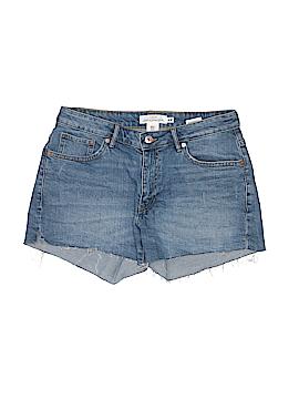 H&M L.O.G.G. Denim Shorts Size 10