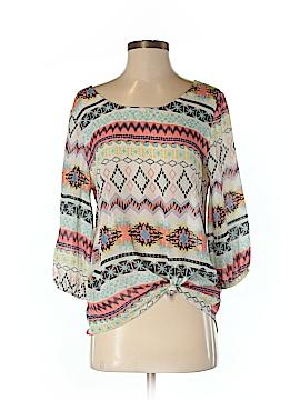 Rachel Kate 3/4 Sleeve Blouse Size S