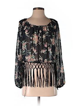 Love Sadie Long Sleeve Blouse Size S