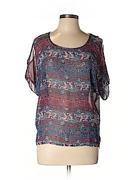 American Dream 3/4 Sleeve Blouse Size M