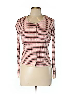 Janeville Silk Cardigan Size L