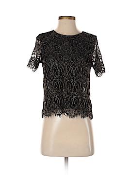 Luxe Apothetique Short Sleeve Top Size S