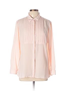 Talbots Long Sleeve Blouse Size XL (Petite)