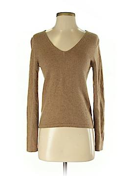 Linda Allard Ellen Tracy Cashmere Pullover Sweater Size P