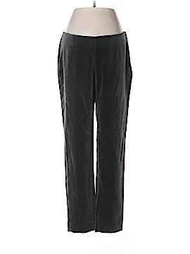Peserico Velour Pants Size 44 (IT)