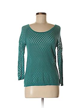 Ann Taylor LOFT Outlet Long Sleeve Top Size M (Petite)