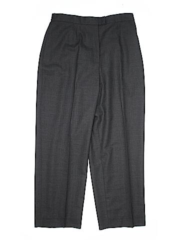 Amanda Smith Wool Pants Size 16W