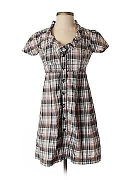 Trf Denim Rules Casual Dress Size S