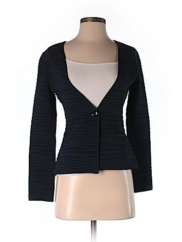 Armani Collezioni Silk Blazer Size 2