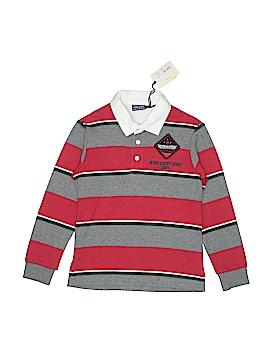 GEOX Long Sleeve Polo Size 6