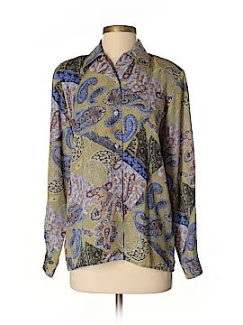 Courtenay Long Sleeve Blouse Size S