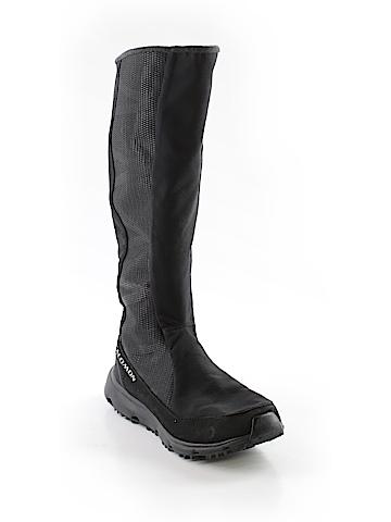 Salomon Boots Size 5