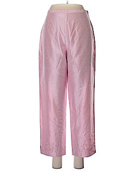 Lord & Taylor Silk Pants Size 12