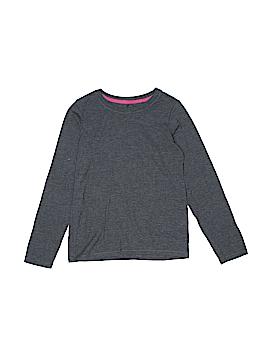 Hanes Long Sleeve T-Shirt Size M (Kids)