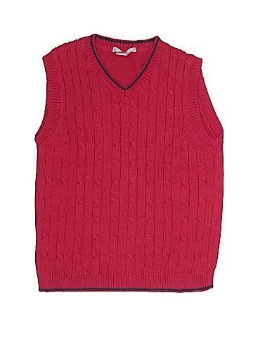 Janie and Jack Sweater Vest Size 7