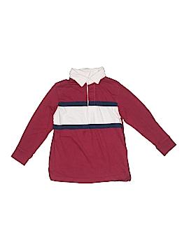 Basic Editions Long Sleeve Polo Size 4 - 5