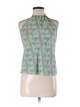 Gap Sleeveless Silk Top Size M