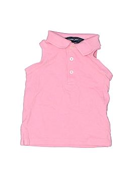 Ralph Lauren Sleeveless Polo Size 12 mo