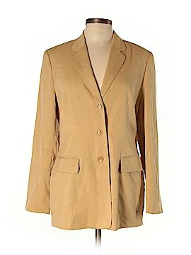 Ann Taylor Silk Blazer Size 10