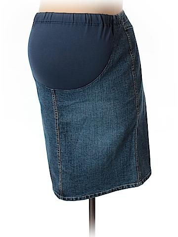 Old Navy - Maternity Denim Skirt Size S (Maternity)