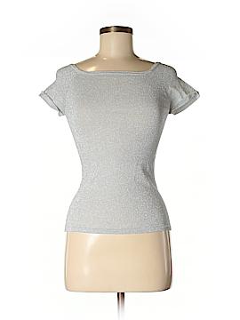 J.J.Basics Short Sleeve Top Size M