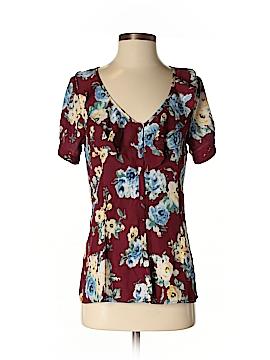Myrtlewood Short Sleeve Blouse Size S