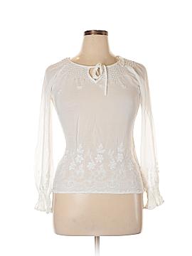 Rampage Long Sleeve Blouse Size XL