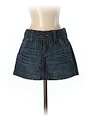 X2 Women Denim Skirt Size 4