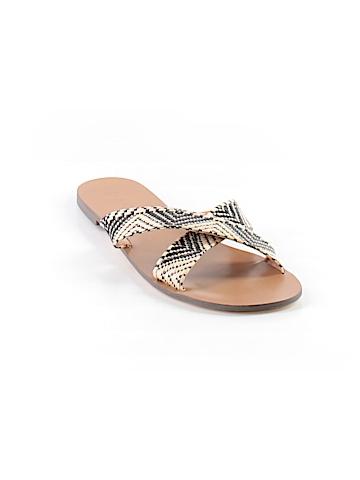 J. Crew Factory Store Sandals Size 10