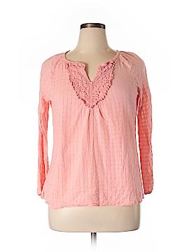 IZOD Long Sleeve Blouse Size XL