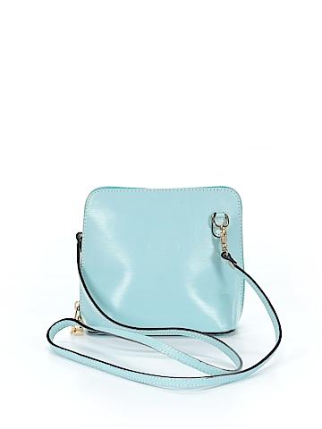 Vecchio Ponte Leather Crossbody Bag One Size
