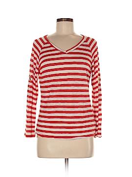 Ellen Tracy 3/4 Sleeve T-Shirt Size M
