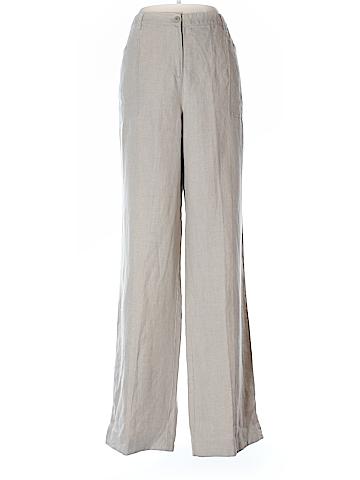 J.jill Linen Pants Size 12 (Tall)