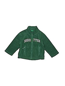 United Colors Of Benetton Fleece Jacket Size 24 mo