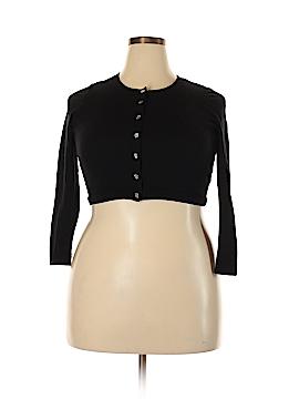 Talbots Wool Cardigan Size 1X (Plus)