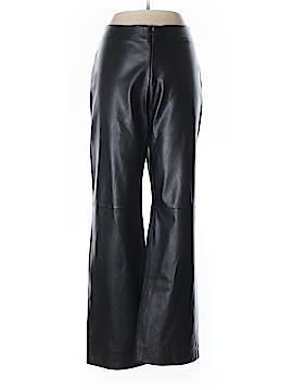 Doncaster Leather Pants Size 8
