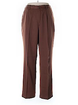 Elisabeth by Liz Claiborne Khakis Size 16
