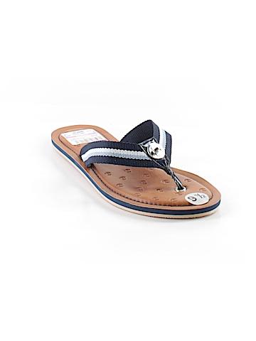 Nautica Flip Flops Size 9 1/2