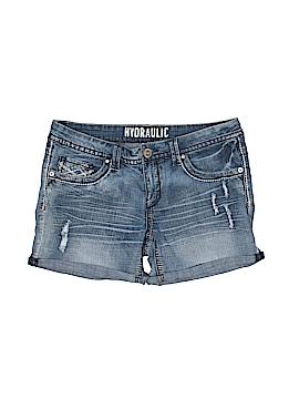 Hydraulic Denim Shorts Size 13