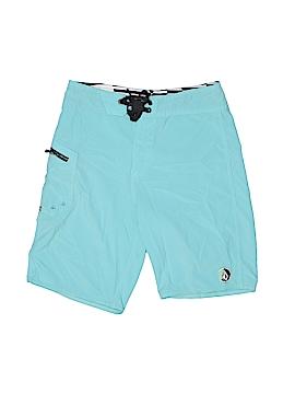 Volcom Athletic Shorts 25 Waist