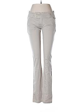 Trf Denim Rules Khakis Size 8