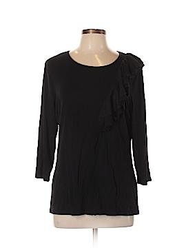 Adrienne Vittadini 3/4 Sleeve Top Size XL