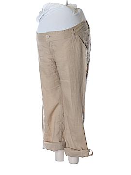 Liz Lange Maternity for Target Linen Pants Size S (Maternity)