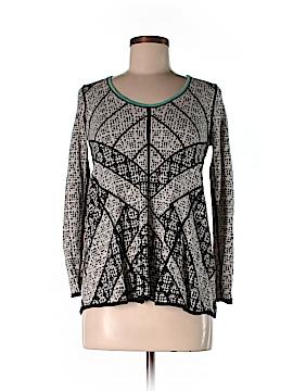 Nic + Zoe Long Sleeve Top Size S (Petite)